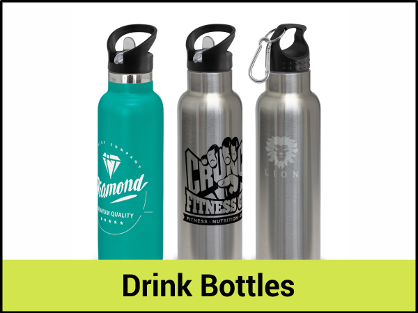 PROMOTIONAL DRINK BOTTLES - WATER BOTTLES 2