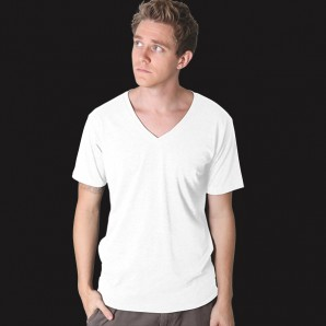 9901 Mens Nauticus V-Neck Tee