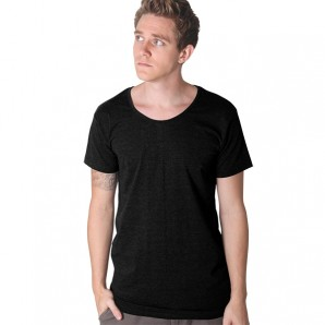 9902 Mens Scoop Neck Atoll Tee