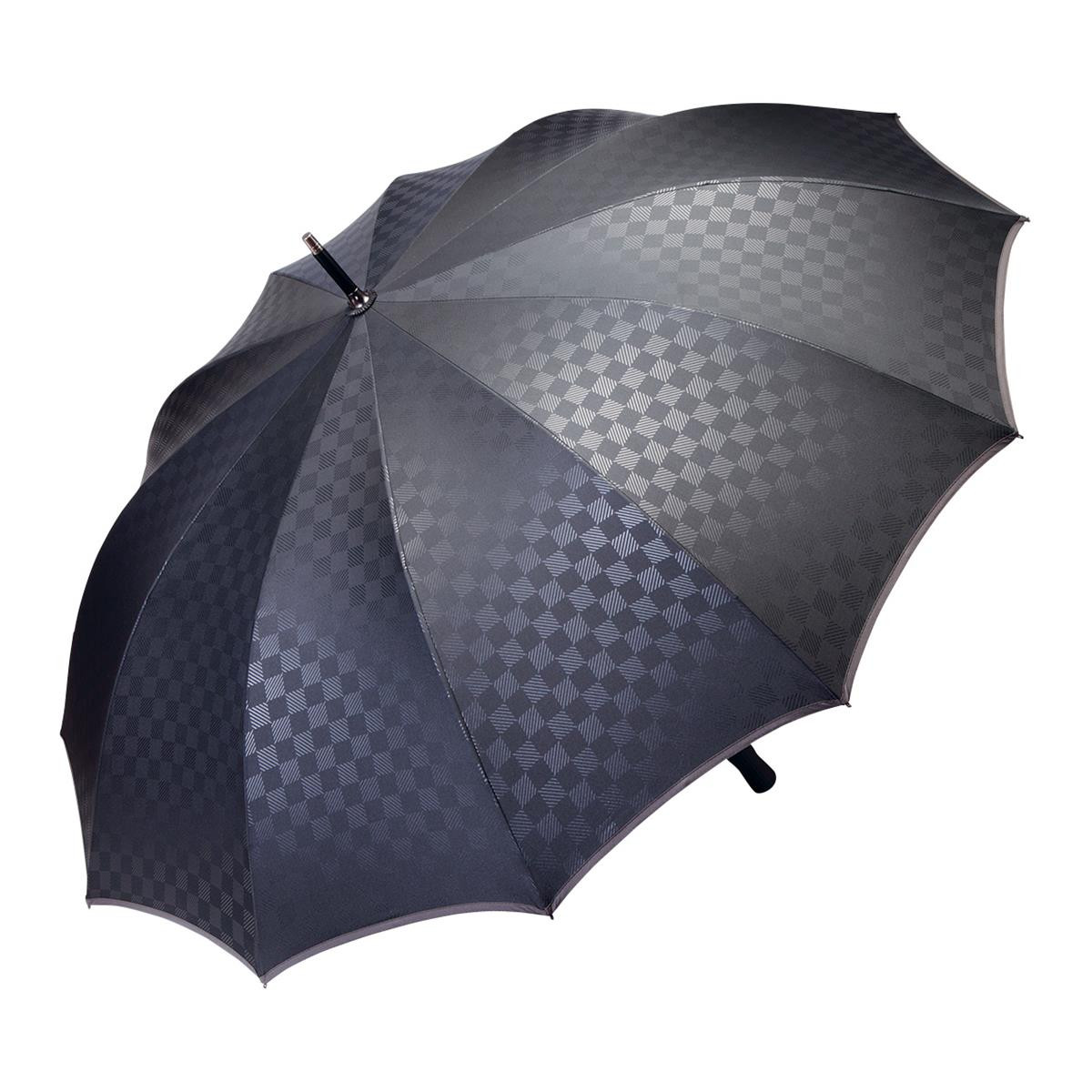 2120 Umbra - Boss Electroplated Umbrella / Auto Open