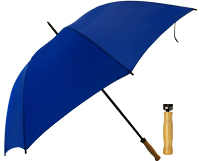 T19 Royal Umbrella / Wood Handle