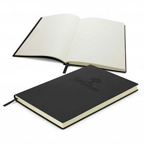 113260 Paragon Unlined Notebook - Medium