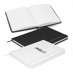 113889 Omega Unlined Notebook