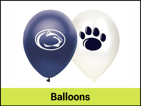 PROMOTIONAL BALLOONS - PRINTED BALLOONS