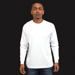 2444 Mens Hawkins Long Sleeve Tee