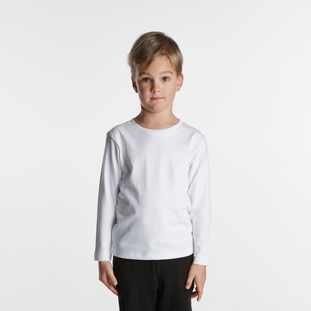 3007 KIDS LONG SLEEVE TEE