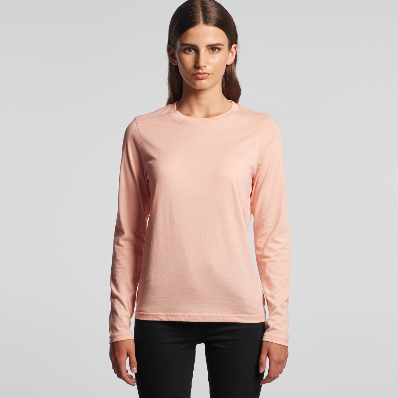 4034 WOMENS CHELSEA LONG SLEEVE TEE