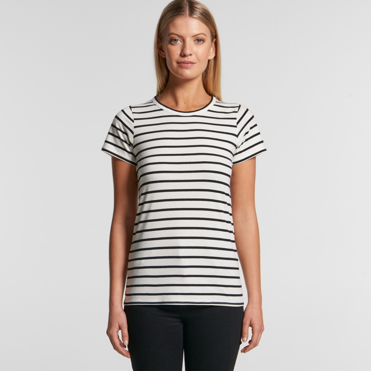 4048 WOMENS THREAD TEE