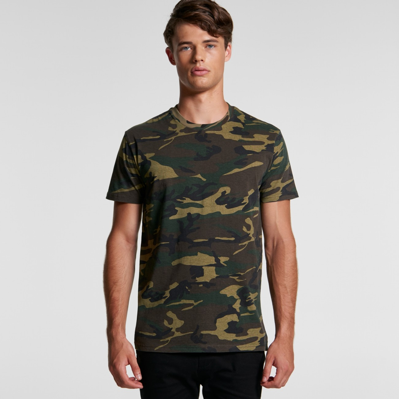 5001C MENS STAPLE CAMO TEE