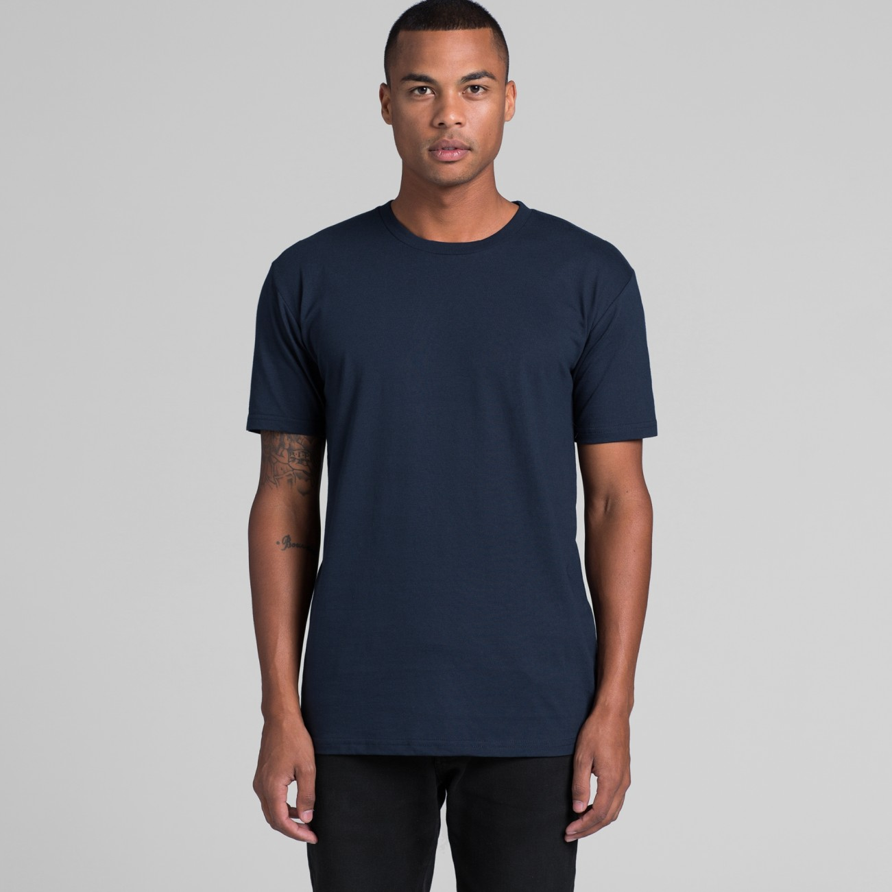 5001 MENS STAPLE TEE