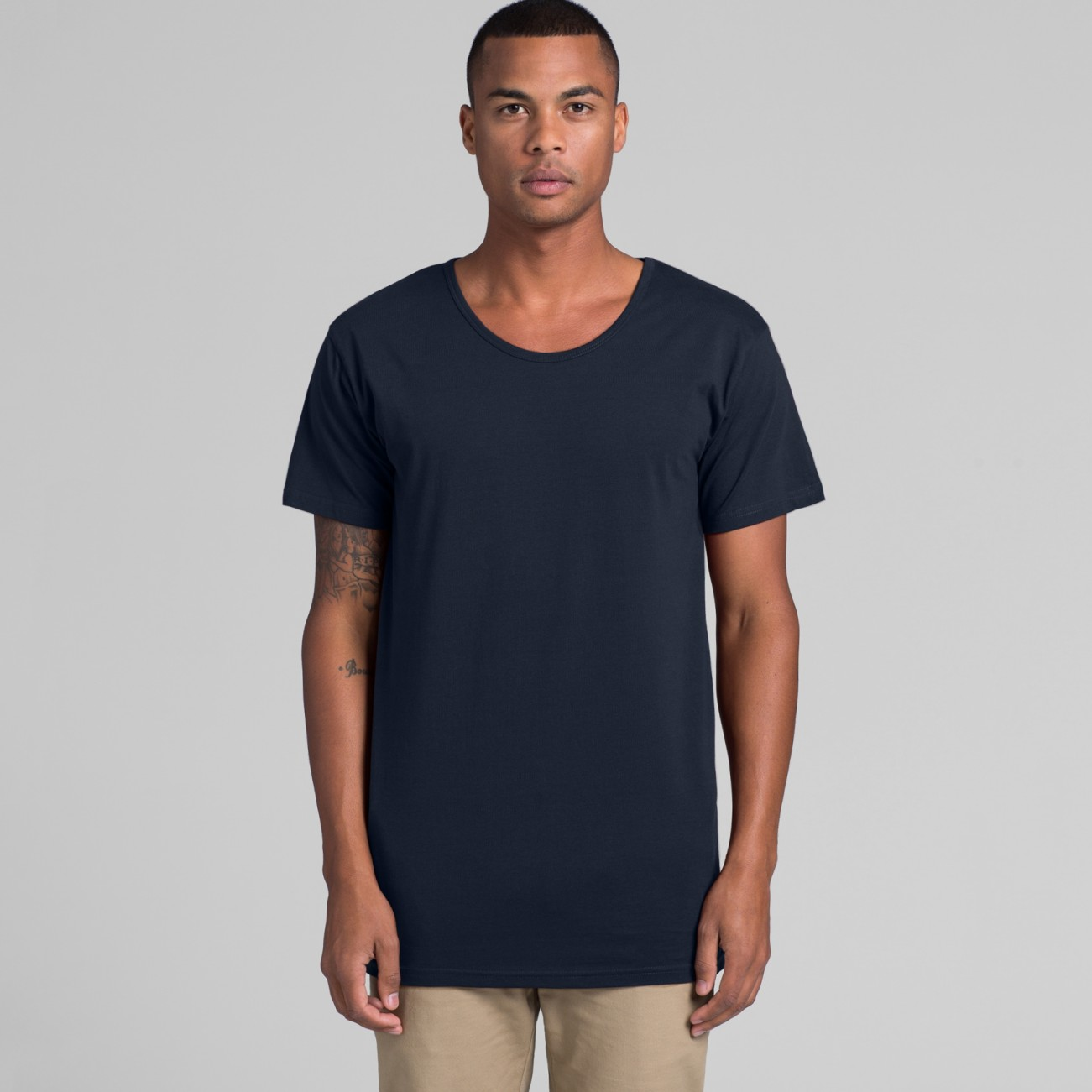 5011 MENS SHADOW TEE
