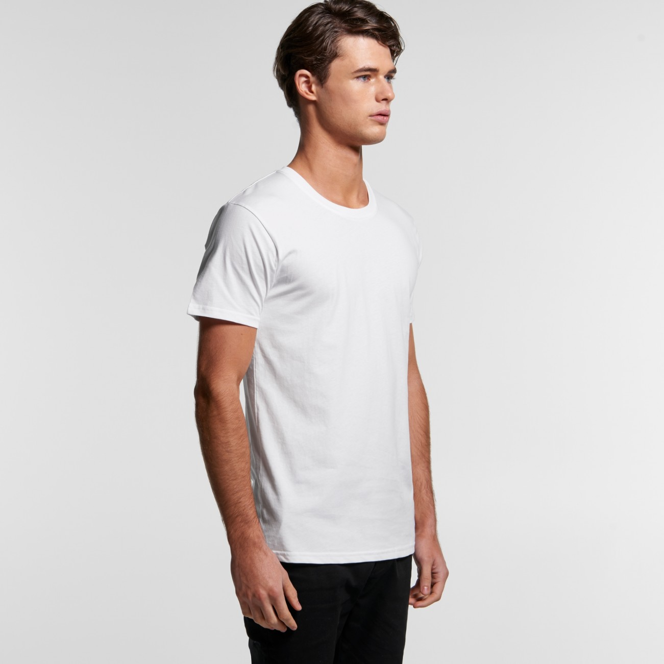 5001G MENS STAPLE ORGANIC TEE
