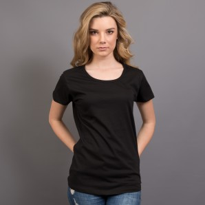9905 Ladies Scoop Neck Atoll Tee