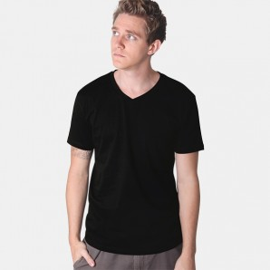 9982 Mens Gemini V-Neck Tee