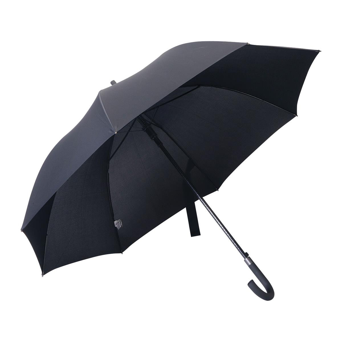 2125 Umbra - Corporate Hook Umbrella / Fibreglass Shaft / Auto Open