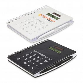 110500 Notebook with Calculator