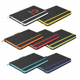 112397 Meridian Notebook - Two Tone