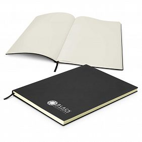 113257 Paragon Unlined Notebook- Large